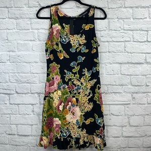 Betsy Johnson Floral Dress M